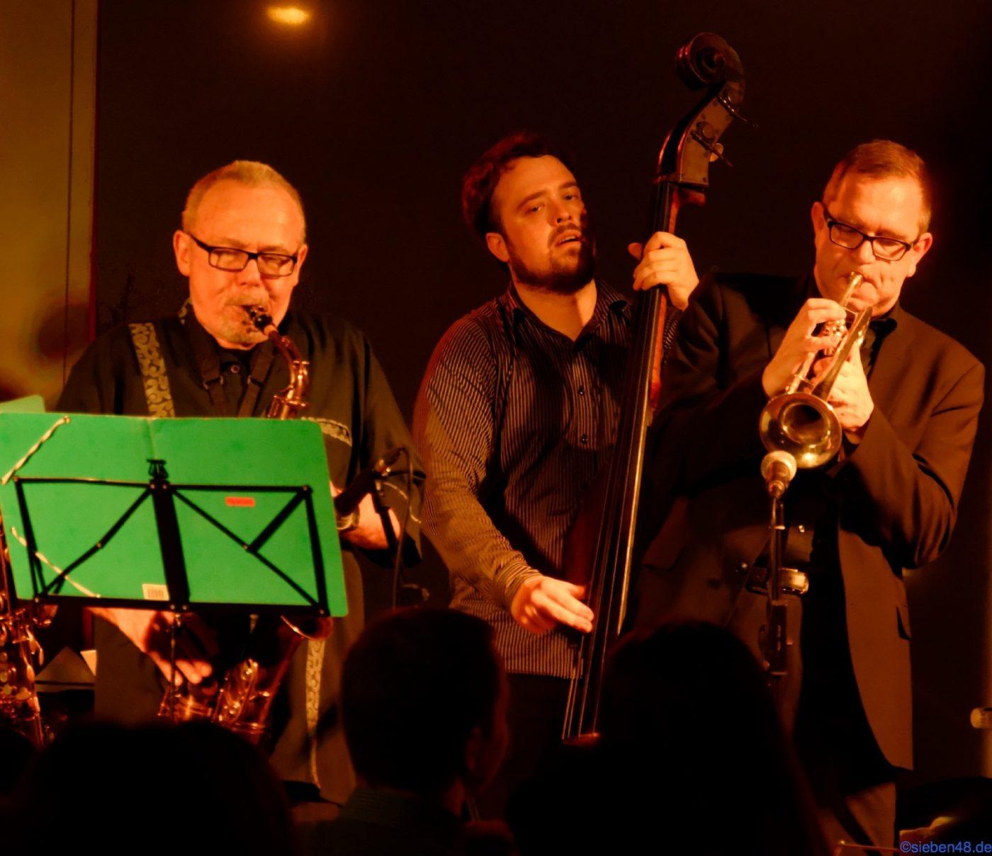 Tribute to Miles Davis Swedish Quintet live - b-Flat Berlin