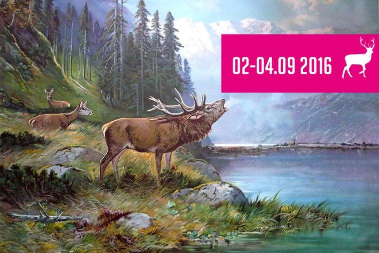 Ausblick: Platzhirsch Festival vom 02.-04.09.2016 in Duisburg