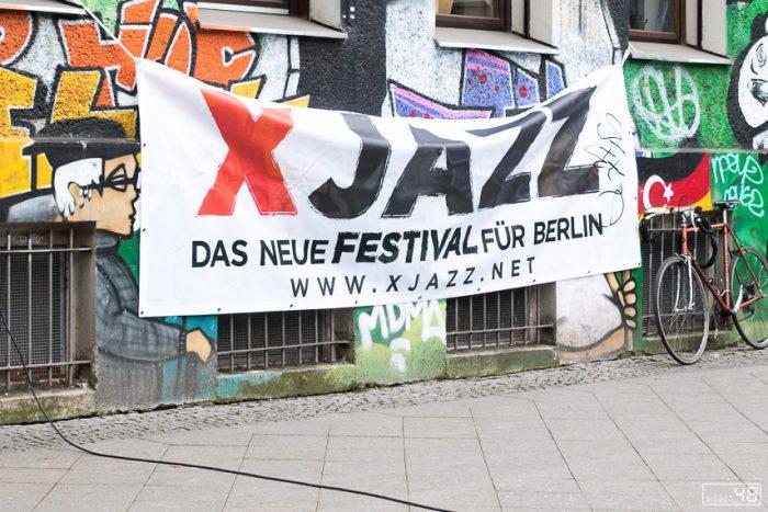XJAZZ Festival 2017 – Berlin X-Berg – Teil 1
