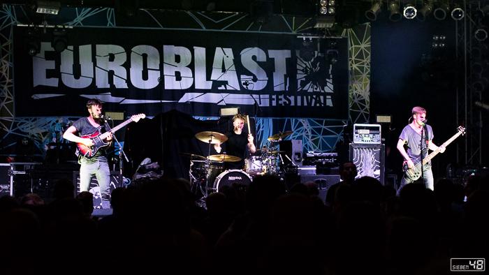 The Hirsch Effekt – Euroblast Festival 2017, Köln