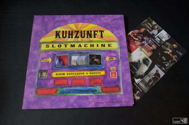 KUHZUNFT - Achim Zepezauer - Foto(s) für Plattencover und Inlay