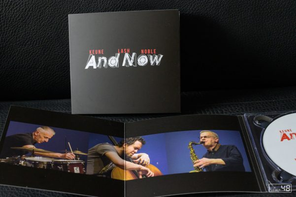 "Keune Lash Noble - Fotos für CD Innencover ""And Now"" (2020)"