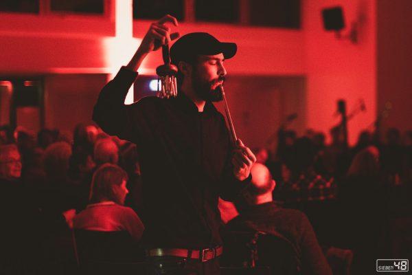 Übergabekonzert Improviser in residence 2019, Moers