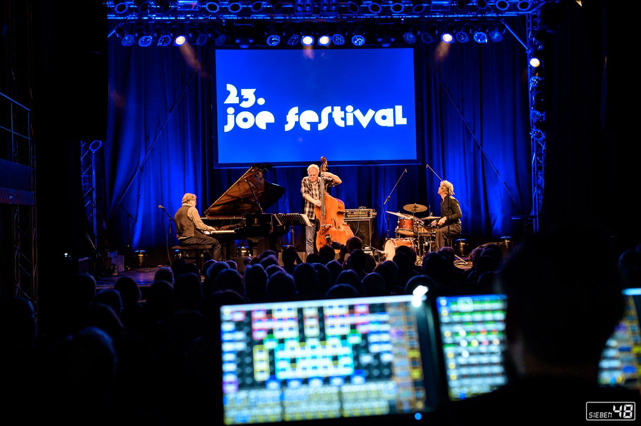 Bobo Stenson Trio, JOE Festival 2019, Zeche Carl