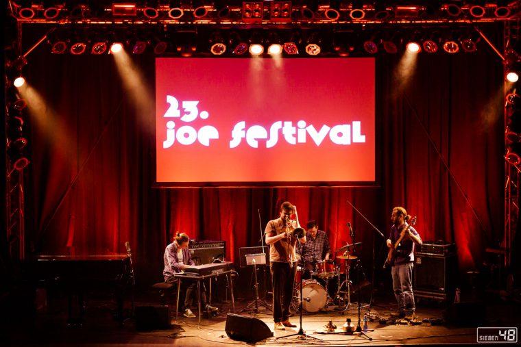 Piepen en Kraken, JOE Festival 2019, Zeche Carl