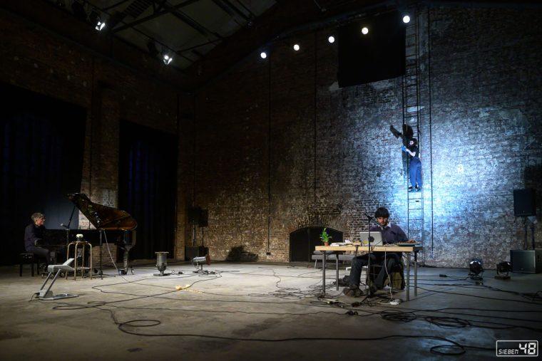 white album revisited, Maschinenhaus Essen