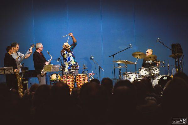 Ginger Baker, Jazz Force Ruhr Jazzfestival 2019, Bochum