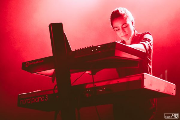 Keyboardering - Kate Tempest, XJAZZ Festival 2019, Berlin