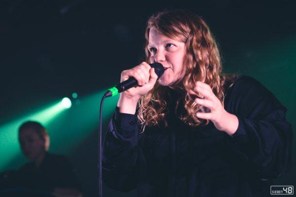 Kate Tempest, XJAZZ Festival 2019, Berlin