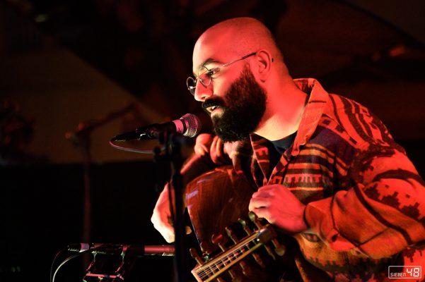 Khaled Kurbeh & Raman Khalaf, XJAZZ Festival 2019, Berlin