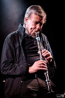 Rolf Kühn, XJAZZ Festival 2019, Berlin