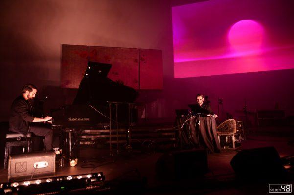 Erol Sarp & Robert Lippok, XJAZZ Festival 2019, Berlin