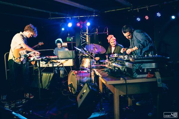 Spacepilot & DJ Illvibe, XJAZZ Festival 2019, Berlin