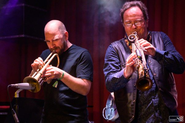 Peter Weniger & Sebastian Studnitzky, XJAZZ Festival 2019, Berlin