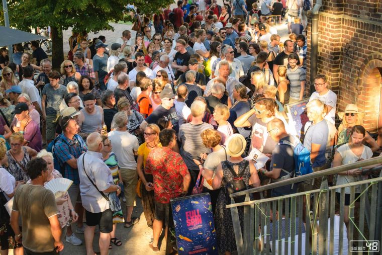 5. Full Spin Festival, 28.06.-06.07.2019, Maschinenhaus Essen