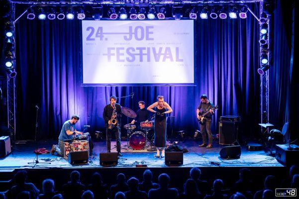 Das Behälter, 24. JOE Festival 2020, Zeche Carl, Essen