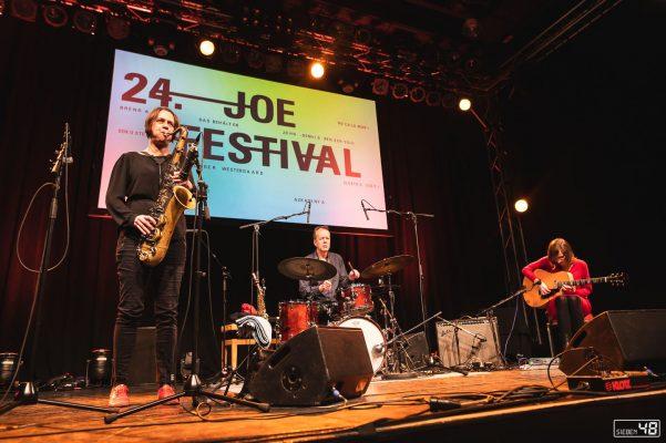 Tom Rainey Trio, 24. JOE Festival 2020, Zeche Carl, Essen