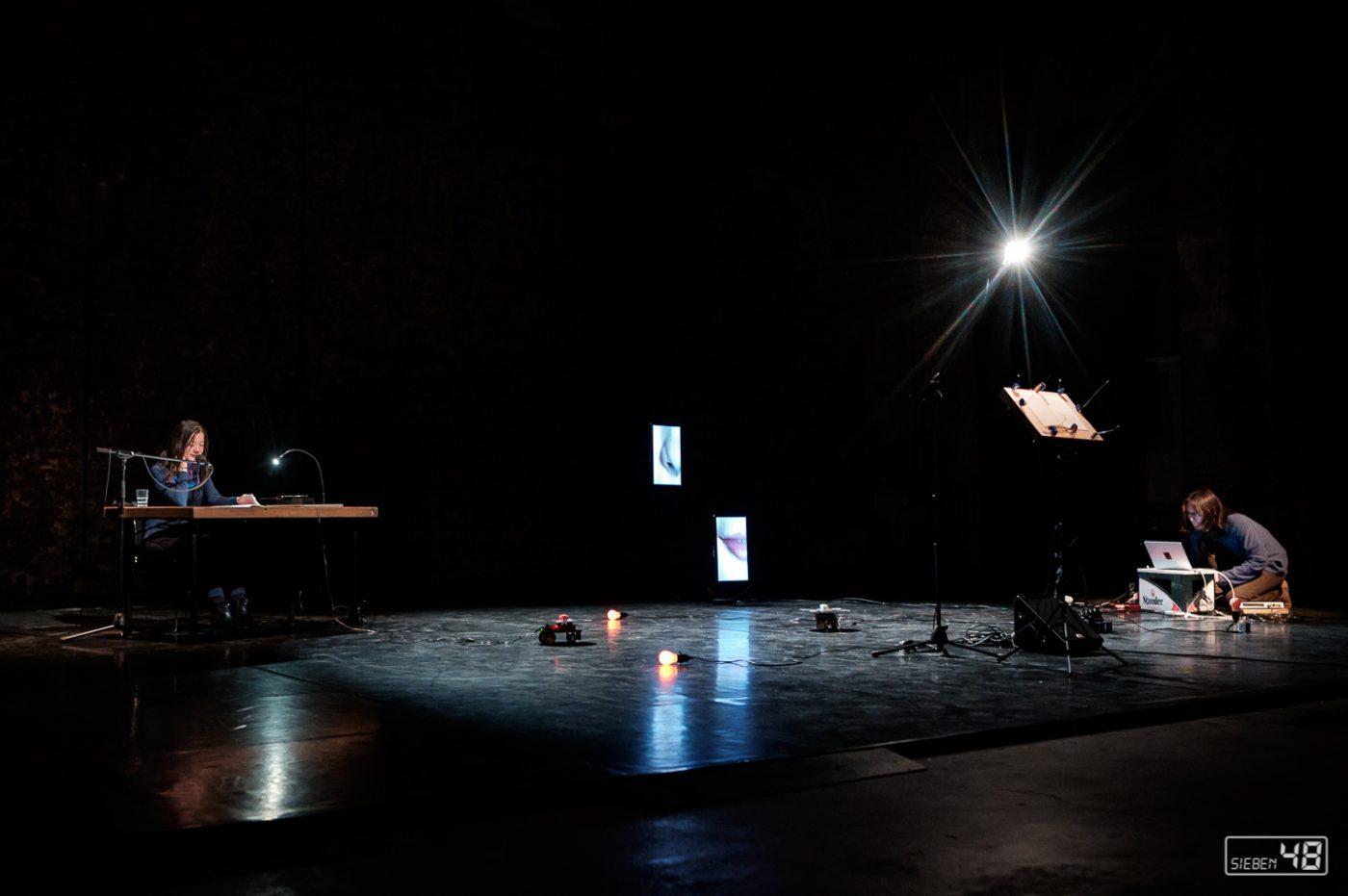 Nische, Maschinenhaus mit MIU: FERMATA EX, 27.09.2020