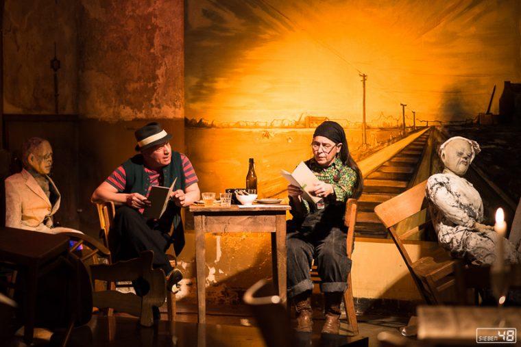 Harmonie am Sonntag: Die Ballade vom traurigen Café