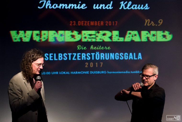 Thommie und Klaus – Wunderland IX