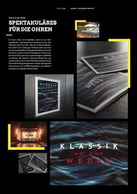 DWS Werbeagentur - 2019/02 - zwei Veranstaltungsfotos Klassik an der Wedau