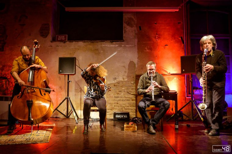 Soundtrips 43, 08.02.2019, Lokal Harmonie, Duisburg