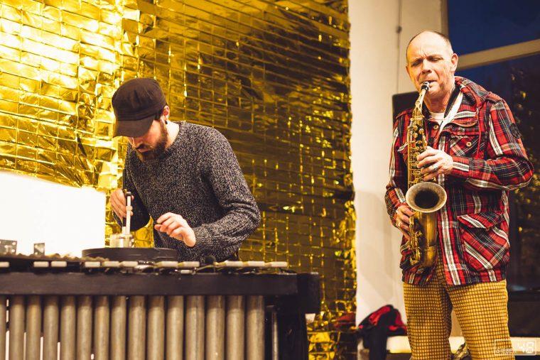 Emilio Gordoa & Jan Klare, Alte Mitte 2019, Essen