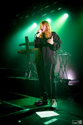Kate Tempest, XJAZZ Festival 2019, Berlin