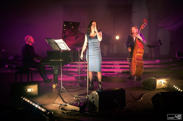 Lisa Bassenge Trio, XJAZZ Festival 2019, Berlin