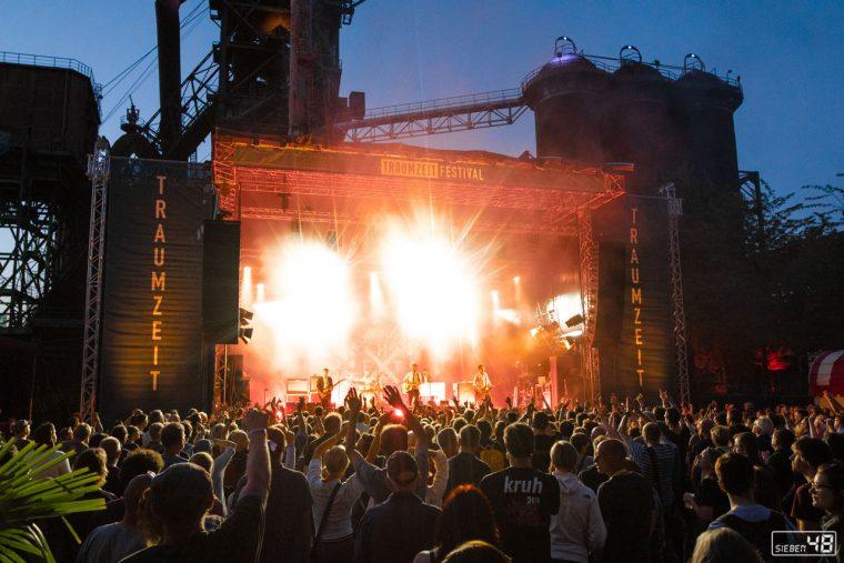 Frank Turner, Traumzeit Festival 2019, Duisburg Landschaftspark-Nord