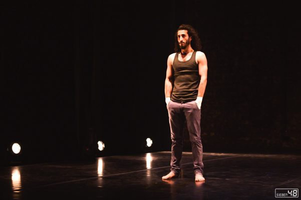 """Bala Gafyeh"" - Micha Baum / Faris Saleh - Full Spin Festival 2019"