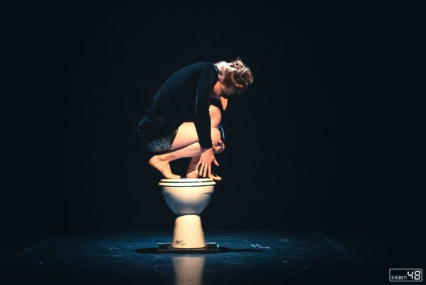 """""""Crow"""" - Lucy Flournoy - Full Spin Festival 2019"""