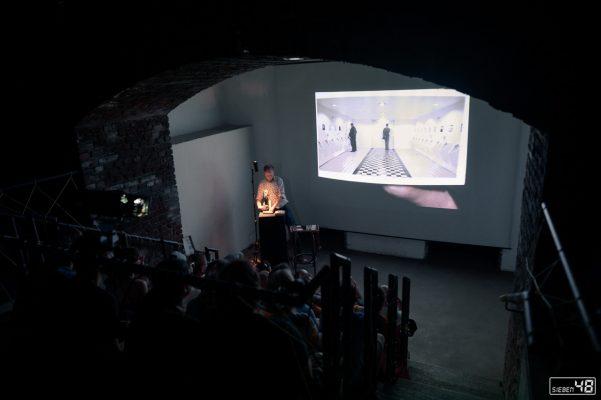 "Volker Gerling ""Daumenkinographie"", Full Spin Festival 2019, Maschinenhaus Essen"