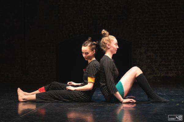 """Du krachst mich entzücklich"" - Laura van Meurs / Milena Cestao Kolbowski - Full Spin Festival 2019"