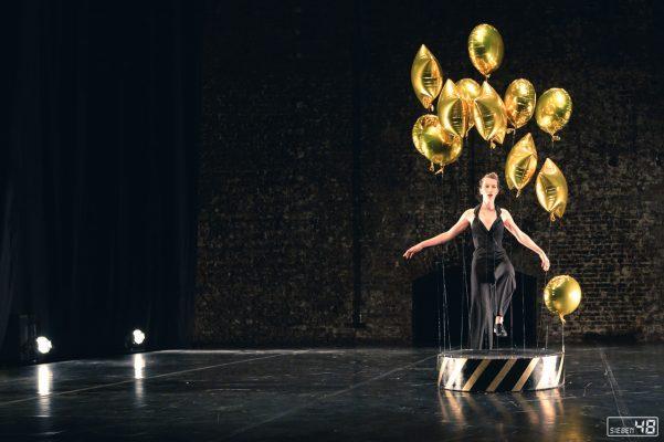 """My eyes are"" - Julia Berger - Full Spin Festival 2019"