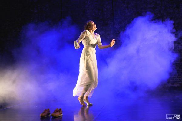 "Mahalia Horvarth ""Shoes to lose"", Full Spin Festival 2019, Essen"