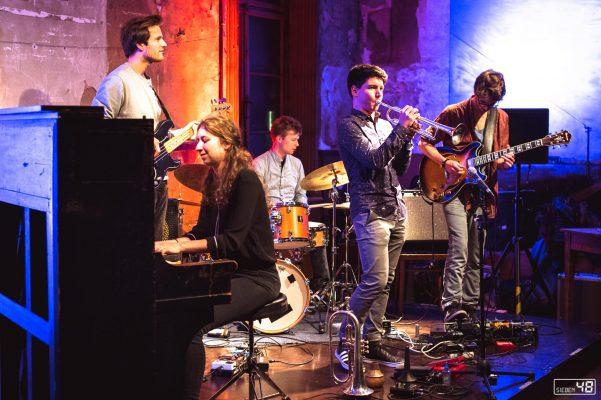 Hans Anselm Quintett, 25.10.2019, Lokal Harmonie, Duisburg