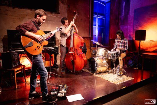 Silvan Joray Trio, 02.11.2019, Lokal Harmonie, Duisburg