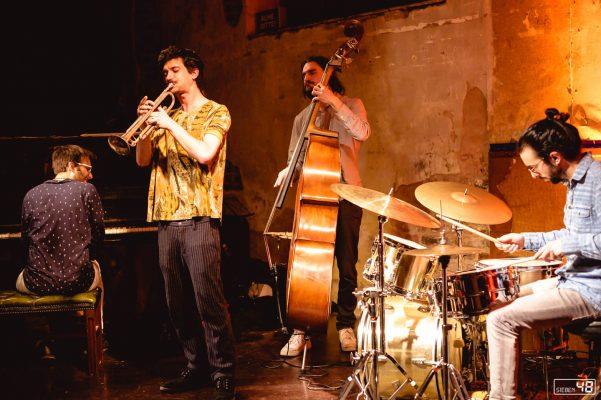 ASERE Quartet, 01.02.2020, Lokal Harmonie, Duisburg