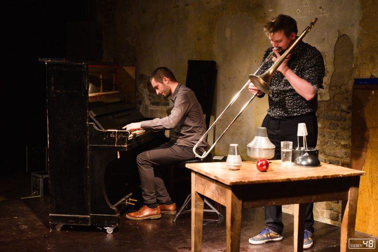 Marius & Moritz, 22.02.2020, Lokal Harmonie, Duisburg