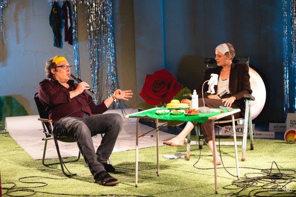 Lena Entezami & Thorsten Töpp - Moers Festival 2020