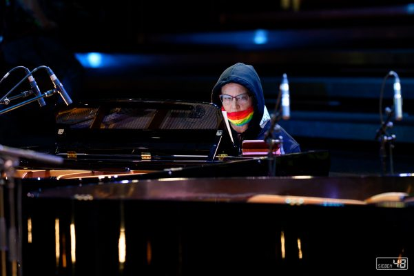 Martin - Schumacher - Zhulali - ter Braack, Moers Festival 2020