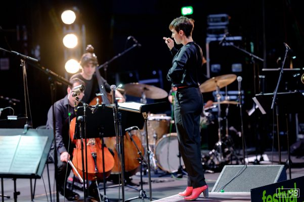 Niels Klein Trio & EOS Kammer- orchester, cond. Susanne Blumenthal, Moers Festival 2020