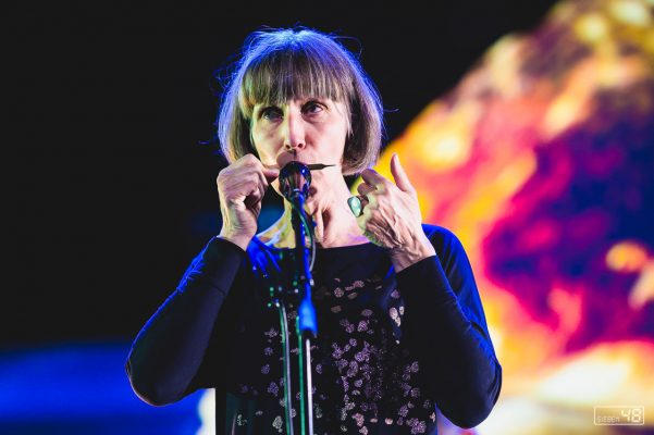Birgit Ulher - Moers Sessions - Moers Festival 2020
