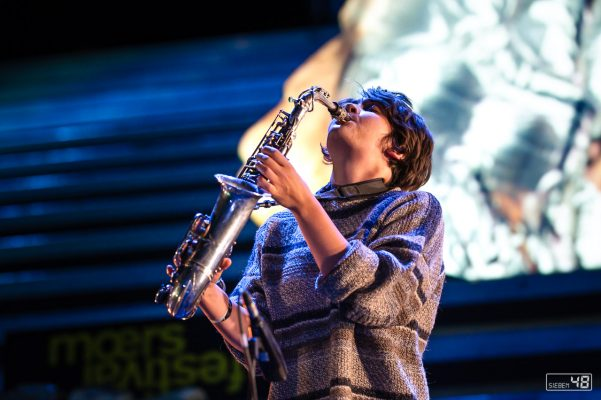 Luise Volkmann - Moers Sessions - Moers Festival 2020