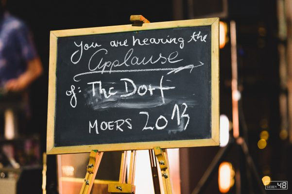 The Dorf - Moers Festival 2020