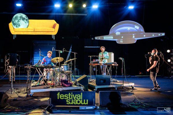 Training, Moers Festival 2020