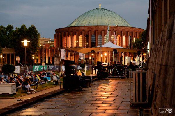 Six Pianos, New Fall Summer Edition 2020, Düsseldorf