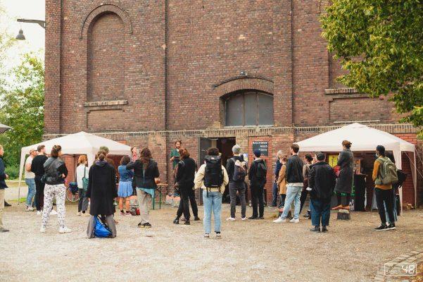 Physical Fetz 2020, Maschinenhaus Essen