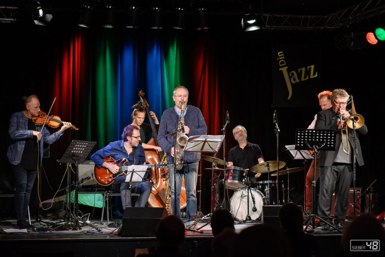Jazzpool NRW – Schöne blaue Donau